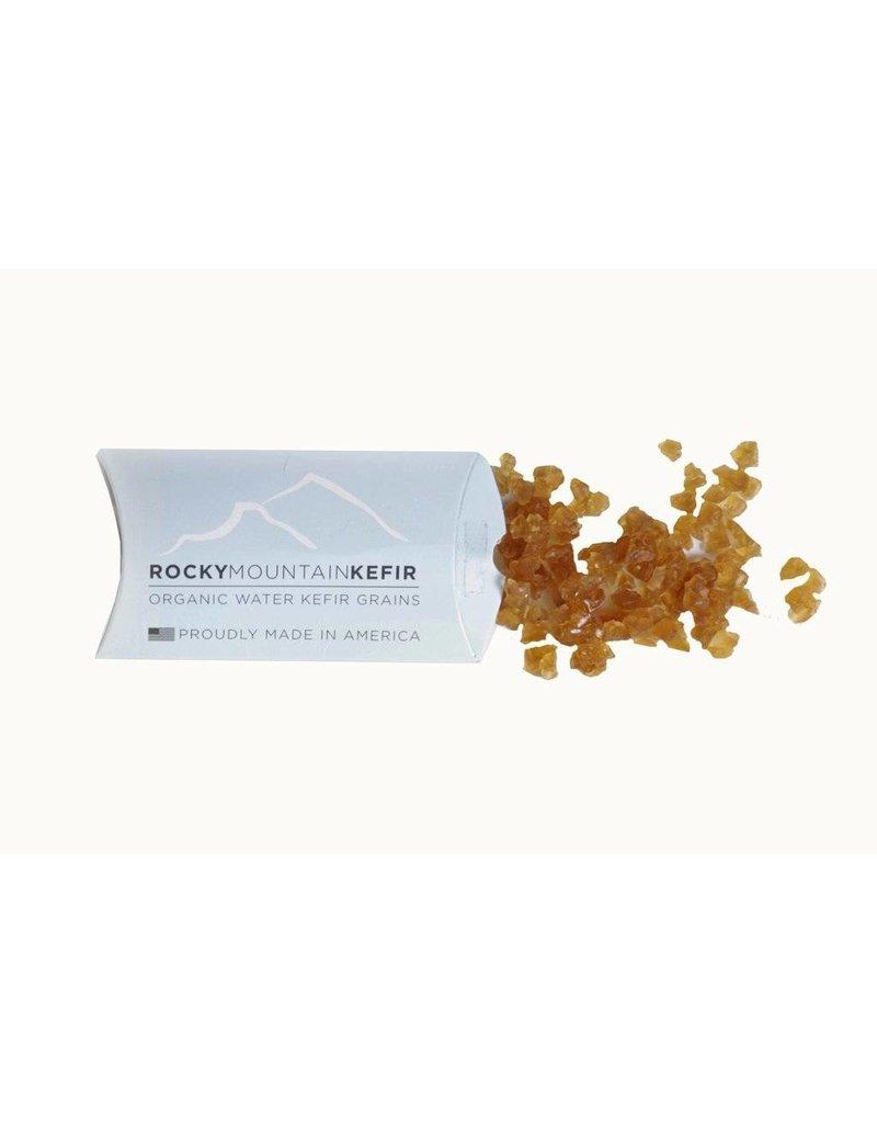 Rocky Mountain Water Kefir Grains