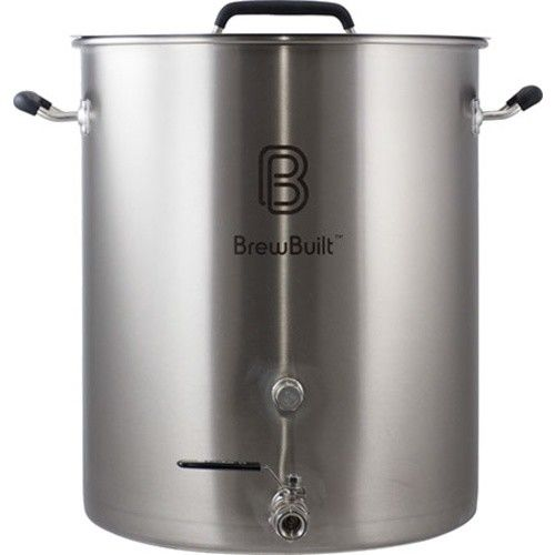 BrewBuilt 10 Gallon Brewing Kettle