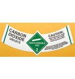Caution Label, CO2