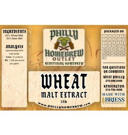 PHO 3lb Bavarian Wheat LME Malt Extract