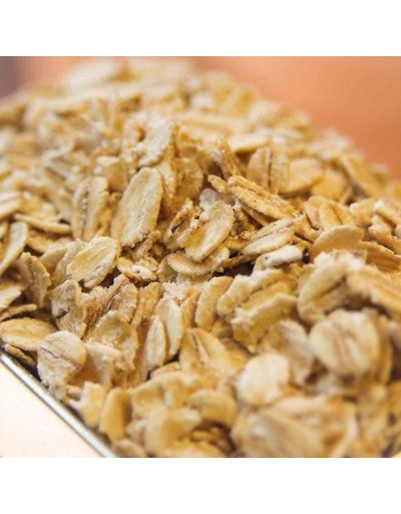 Flaked Oats 50 lb Bag of Grain