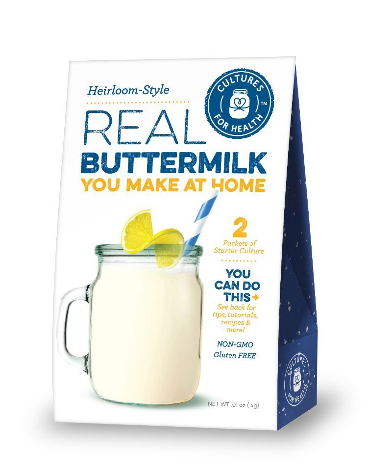 Buttermilk Starter Culture (Cultures for Health)