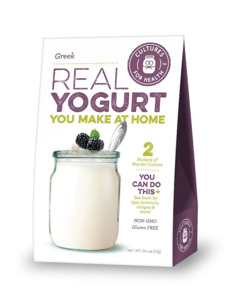 Greek Yogurt Starter Culture (Cultures for Health)