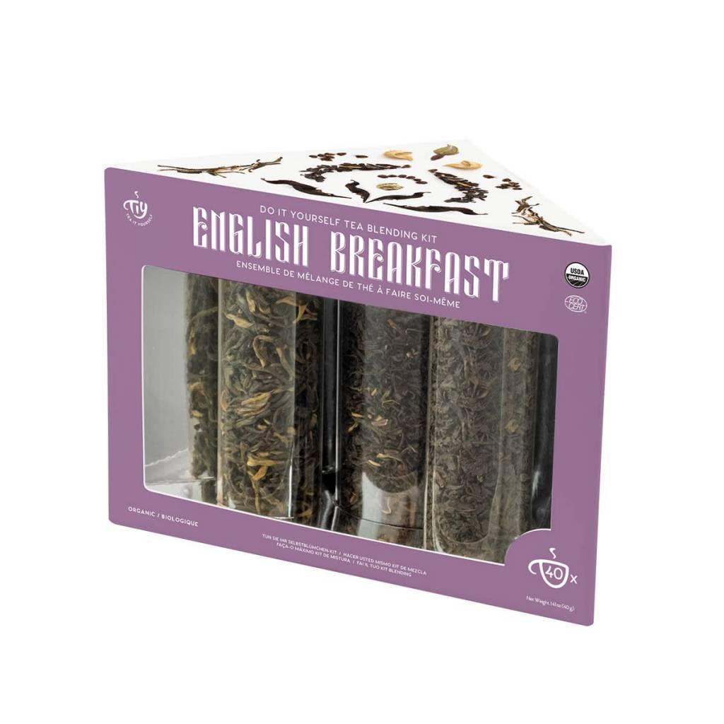 English Breakfast Tea Kit