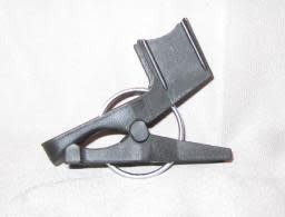 "3/8"" Inch Racking Cane Bucket Clamp Clip"