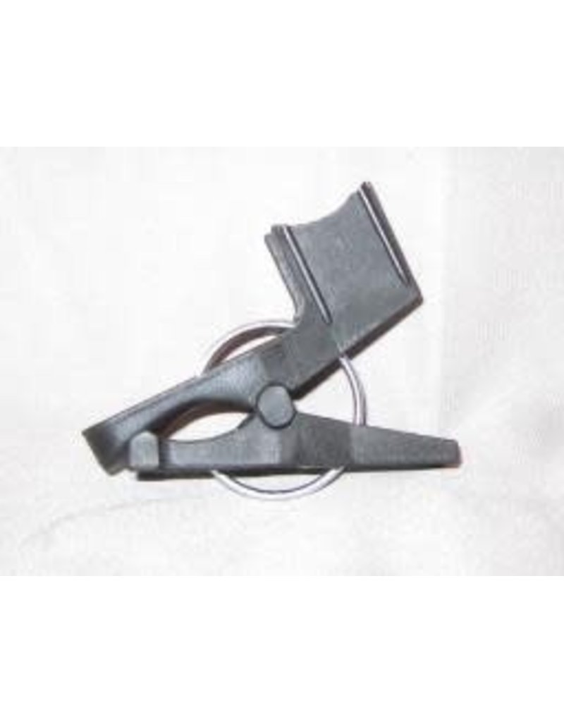 """3/8"""" Inch Racking Cane Bucket Clamp Clip"""