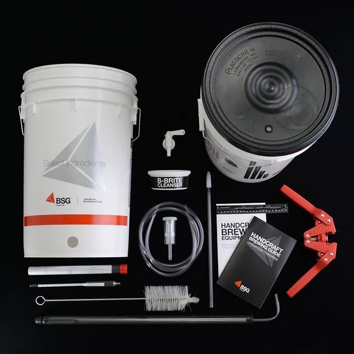 K3 Beer Equipment Kit