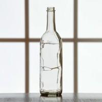 750 Ml Clear Screwtop Bottles