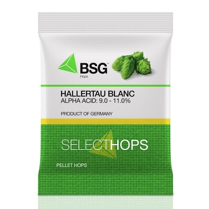 GE Hallertau Blanc Hop Pellets 1 LB