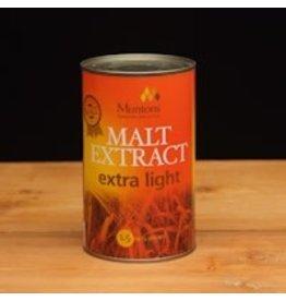 Muntons 3.3lbs Extra Light LME Malt Extract
