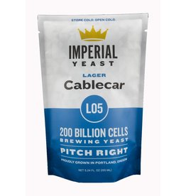 Imperial Yeast Imperial Yeast L05 - Cablecar