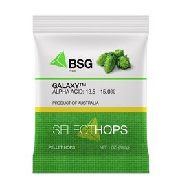 Galaxy (AU) Pellet Hops 1oz