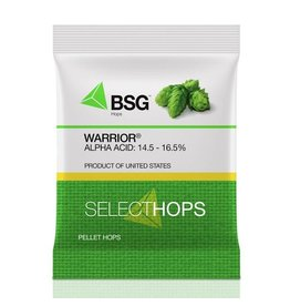 Warrior (US) Pellet Hops 1oz