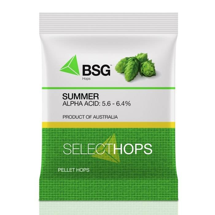 AU Summer Pellet Hops 1oz