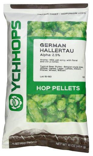 Hallertau (GE) Pellet Hops 1oz