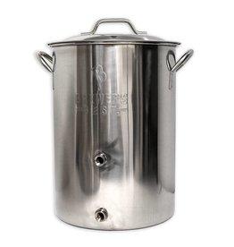 8 Gallon BB Basic Kettle w/ 2 Ports