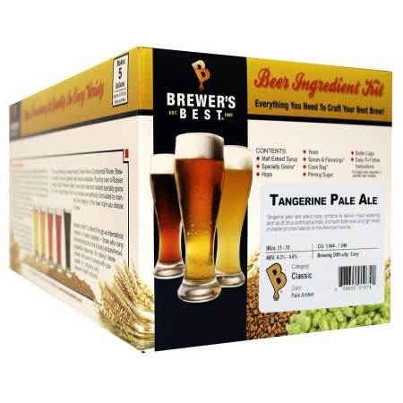 BB Tangerine Pale Ale