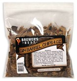 BB Gin Barrel Chips 4 oz