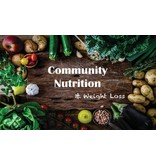 Community Nutrition Class with Leslie Neri