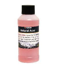 Natural Acai Flavor Extract