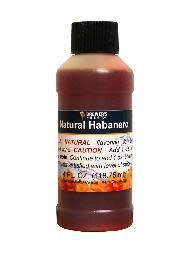 Natural Habenero Flavor Extract