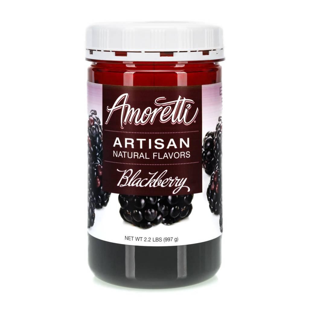 Amoretti Artisan Blackberry Flavor 4oz