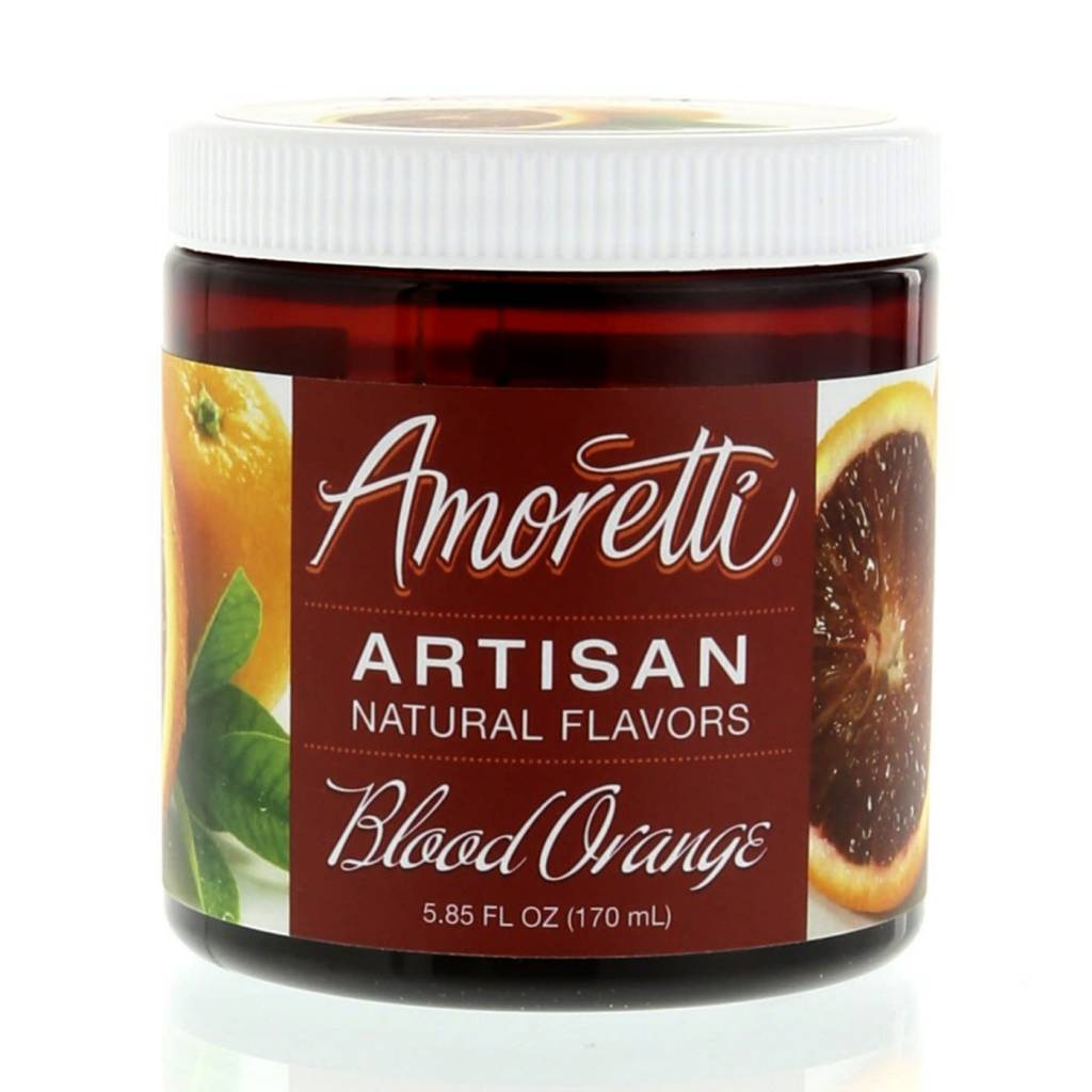 Amoretti Artisan Blood Orange Flavor 4oz