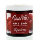 Amoretti Artisan Raspberry Flavor 4oz