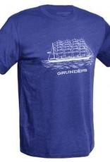 Grundens Ship Logo T-Shirt