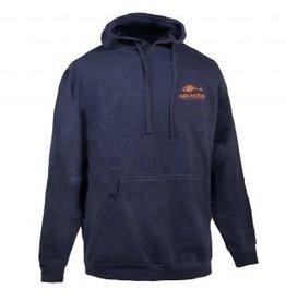 Grundens Outdoor Logo Hooded Sweatshirt