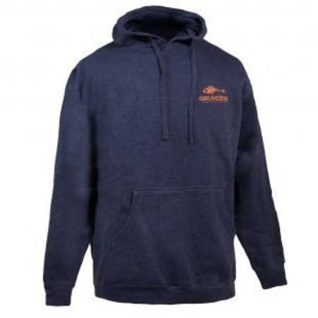 Grundens Outdoor Logo Hooded Sweatshirt