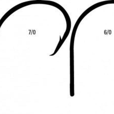 Mustad Mustad Demon Circle Hook In-Line 39938NP-BN