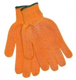 Calcutta CG1002 Men's Orange String Knit Gloves