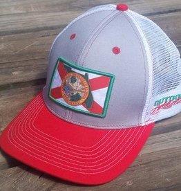 Outdoor Addictions Florida Flag Hat