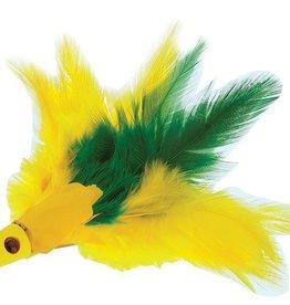 No Alibi Trolling Feathers Un-Rigged