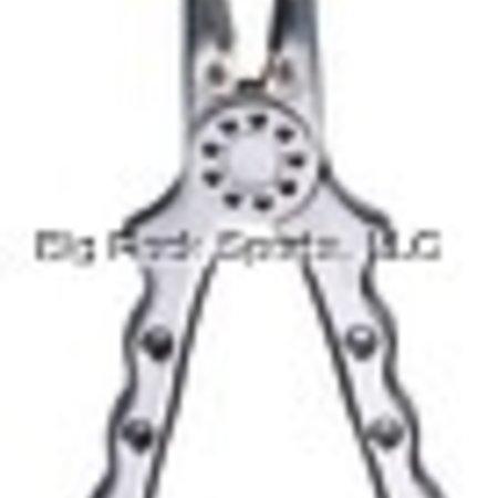 """Calcutta 7"""" Aluminum Pliers"""