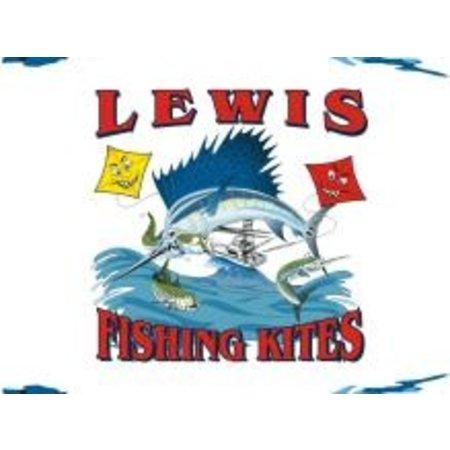 Lewis Fishing Kites