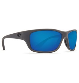 Costa del Mar Tasman Sea Matte Gray Blue Mirror 580P