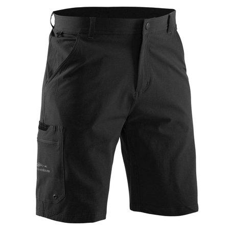 Grundens Gaff Shorts Black