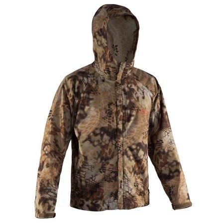 Grundens Gage Weather Watch Jacket Kryptek Camo