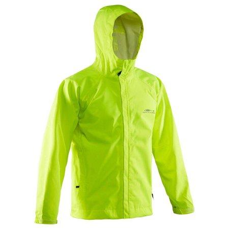 Gage Weather Watch Jacket Hi-Vis Yellow