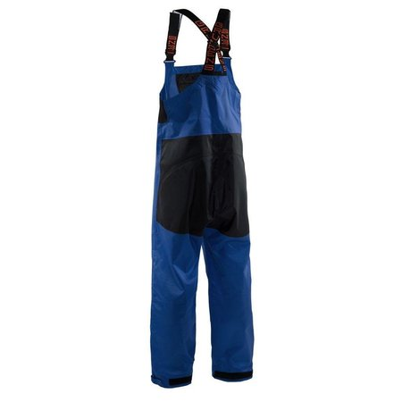 Grundens Gage Weather Watch Bib Blue