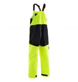 Grundens Gage Weather Watch Bib Hi-VIs Yellow