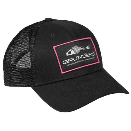 Grundens Women's Gage Trucker Hat Pink