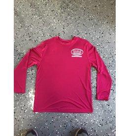 Tackle Center Children's Lycra Shirt Pink