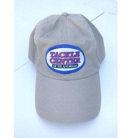 Tackle Center Khaki Hat