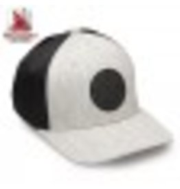 Fathom Offshore Empire Mesh Fitted Hat Light Heather Grey