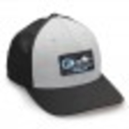 Fathom Offshore Echo Fitted Hat Heather Grey/Black