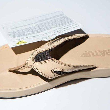Xtratuf South Shore Performance Sandal Tan