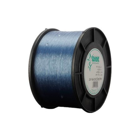 Ande Back Country Blue 1/2 lb Mono Line